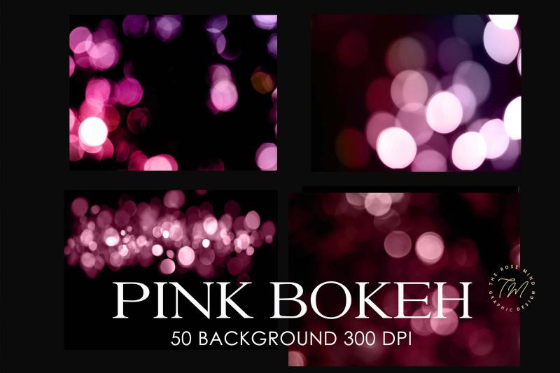 pink-overlays-bokeh