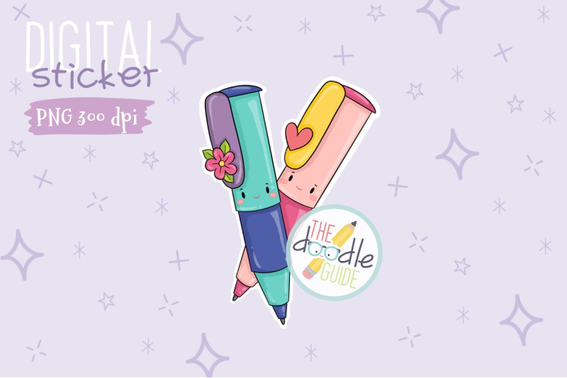 pen-sticker