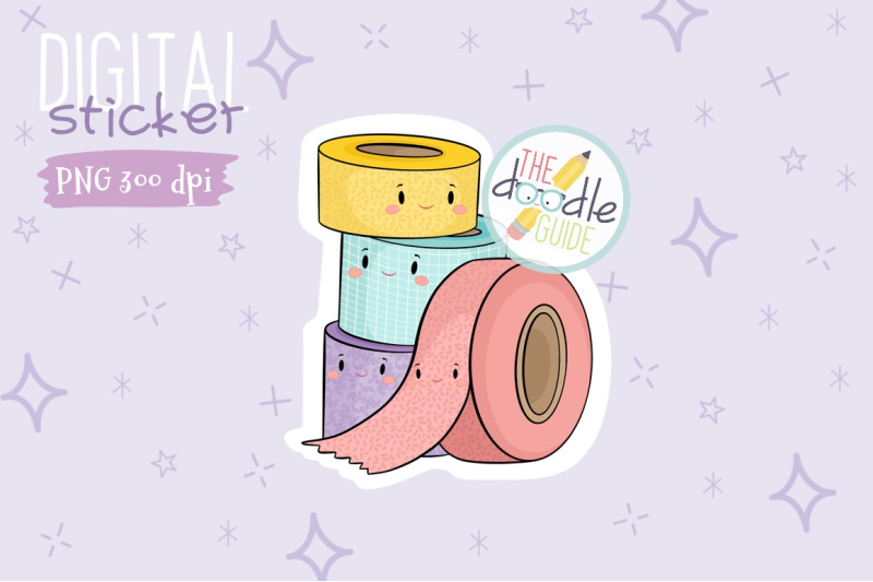 washi-tape-sticker