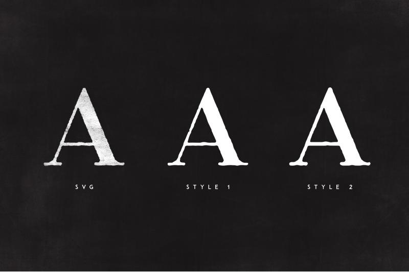 nelipot-typeface-svg-2-otf-fonts