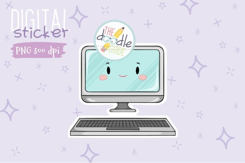 computer-sticker