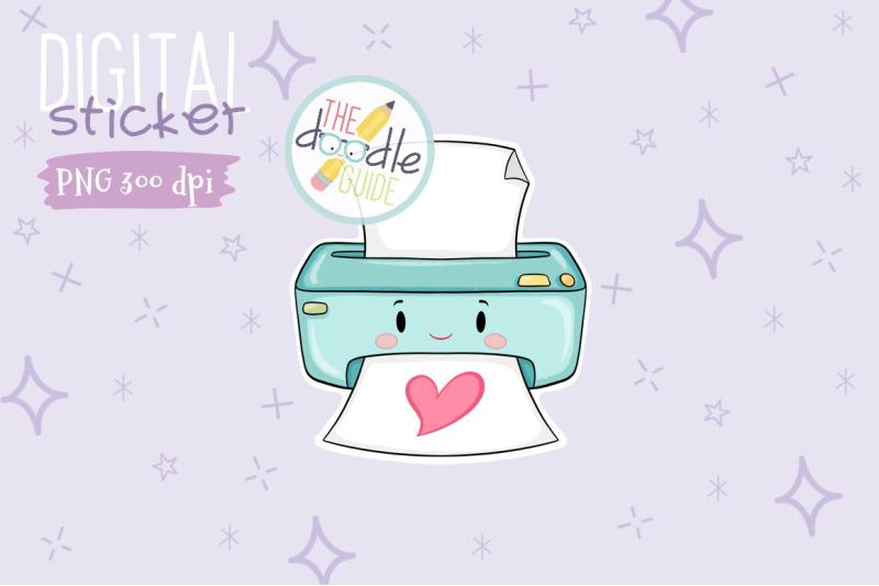printer-sticker