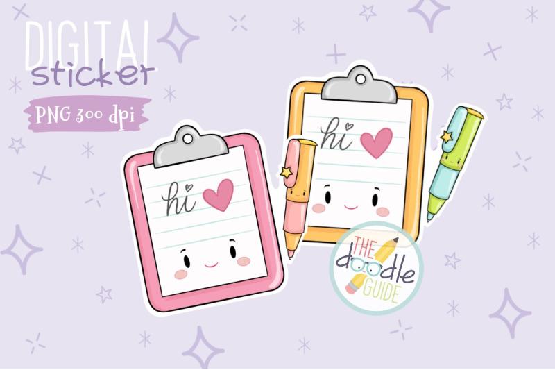 clipboard-sticker