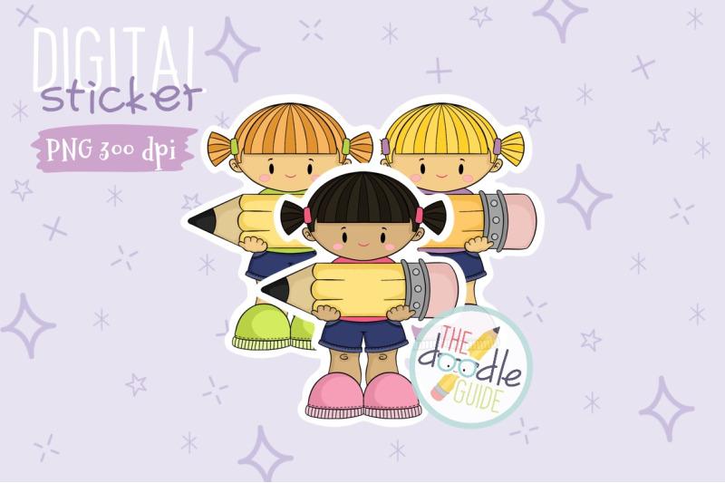 student-sticker
