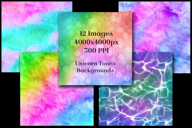 unicorn-tones-backgrounds-12-image-set