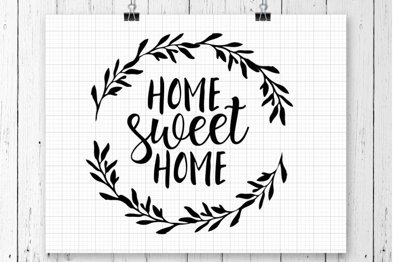 home-sweet-home-svg-printable