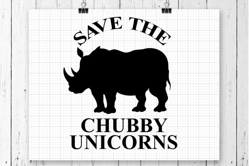 save-the-chubby-unicorns-svg-printable