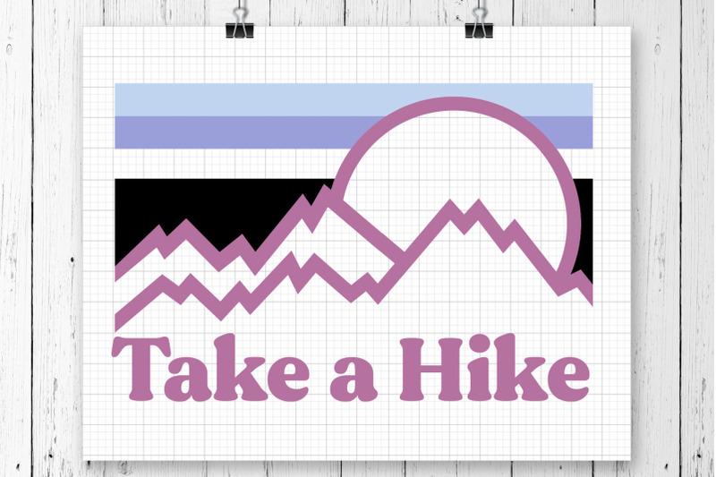 take-a-hike-svg-printable