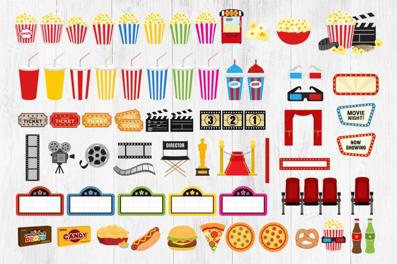 movie-clipart-cinema-clipart-popcorn-movie-night-clipart
