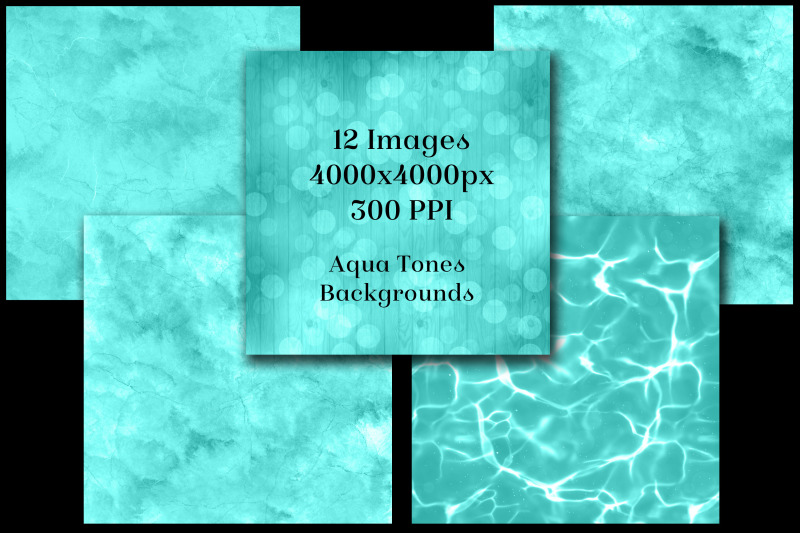 aqua-tones-backgrounds-12-image-set