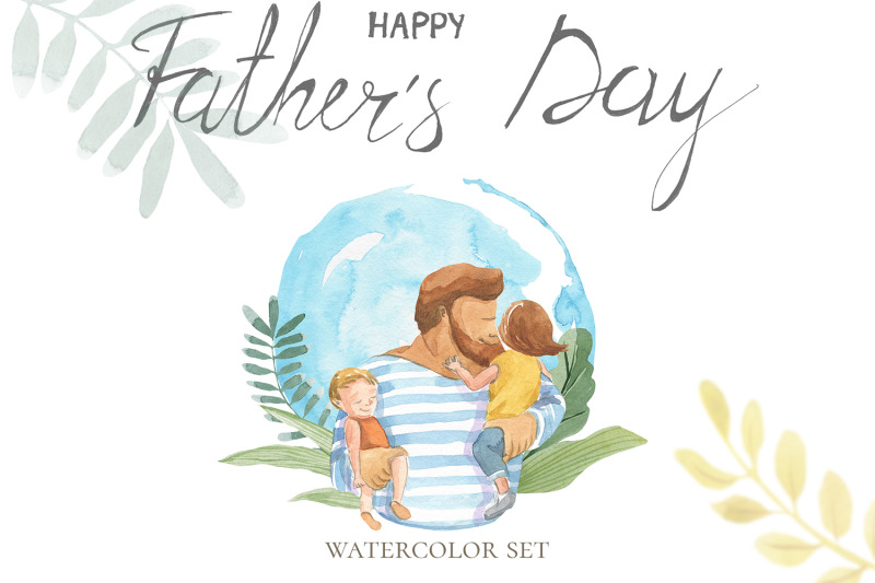 happy-father-039-s-day-watercolor-set