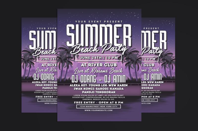 summer-night-beach-party