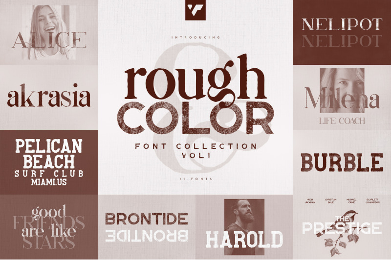 rough-and-color-font-collection-vol1