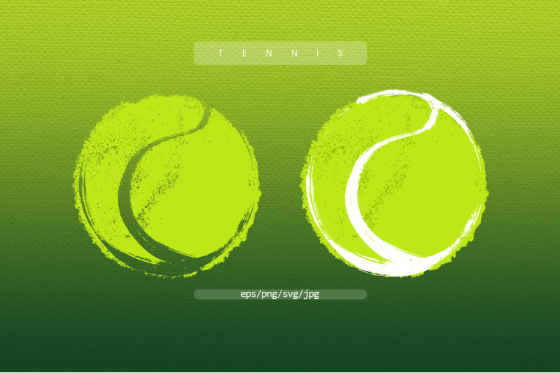 abstract-tennis-balls