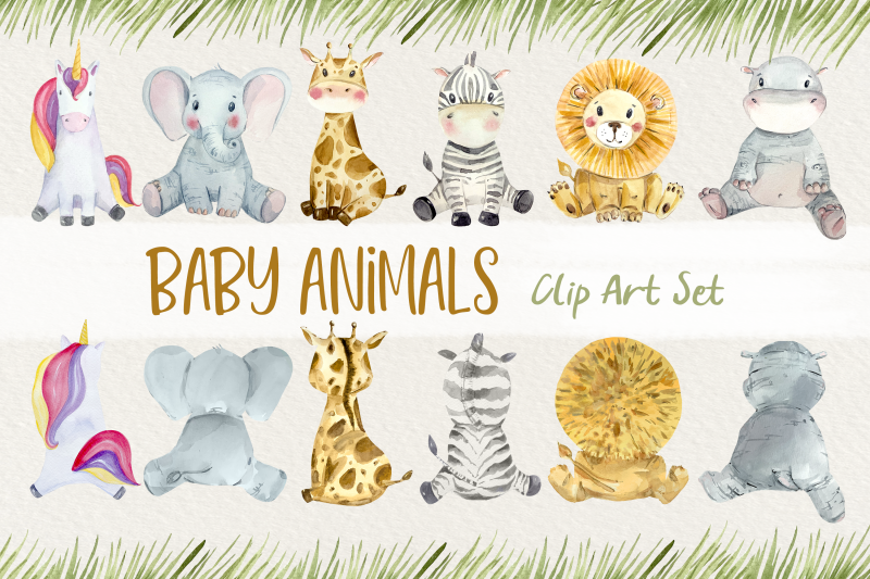 baby-animals-front-and-back-clip-art