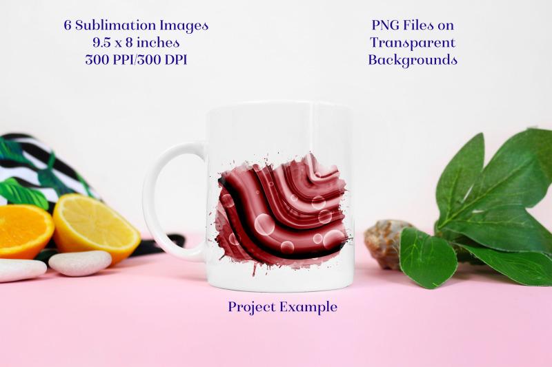 sublimation-png-designs-dark-rose-gold-alcohol-ink-images