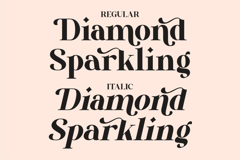 diamond-sparkling