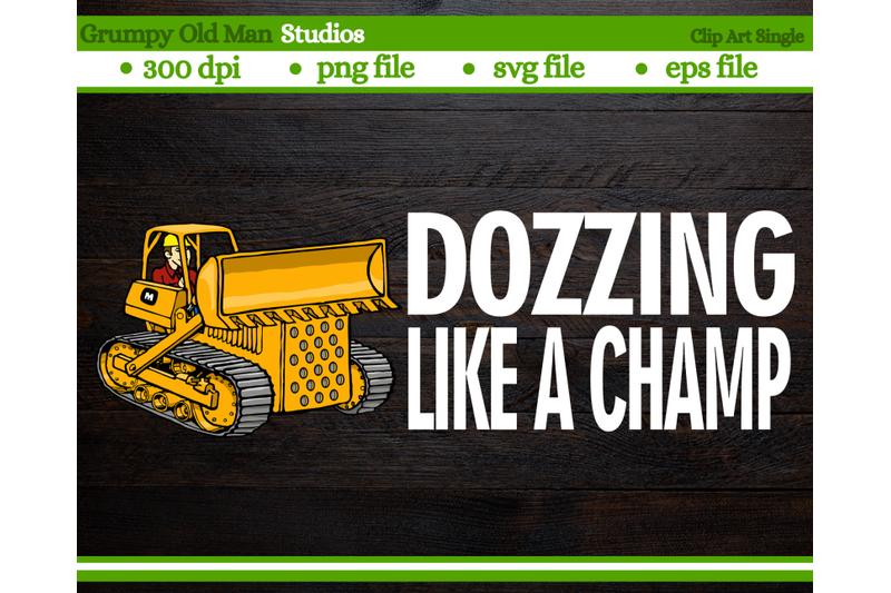 dozzing-like-a-champ-bulldozer