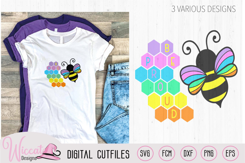 proud-rainbow-bumblebee-svg-bee-pride-svg