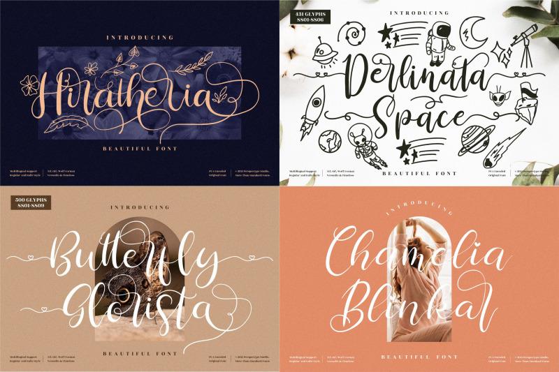 calligraphy-and-handwritten-font-bundle