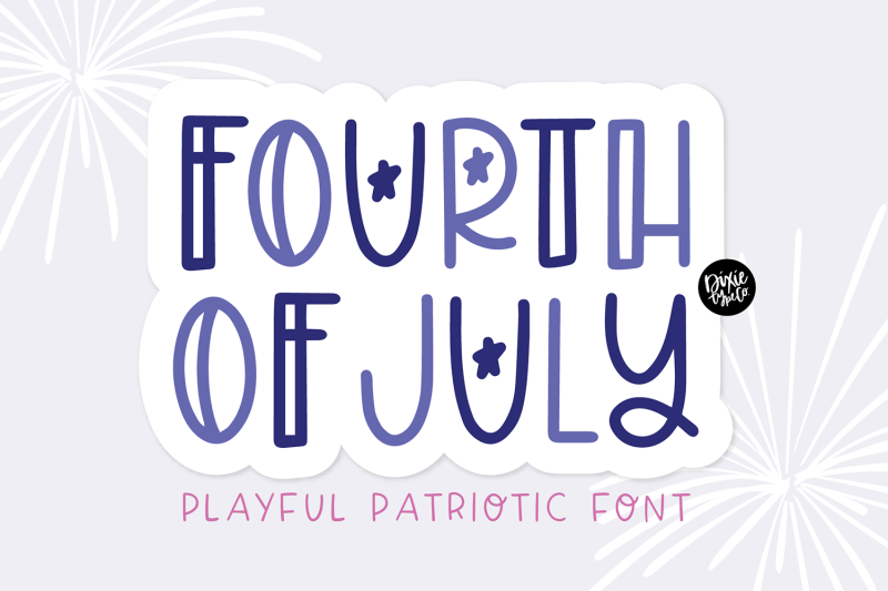fourth-of-july-font