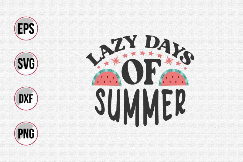 lazy-days-of-summer