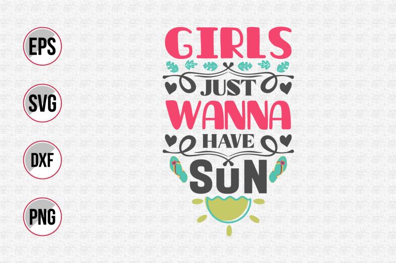 girls-just-wanna-have-sun