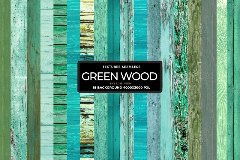 wood-green-rustic-green-wood