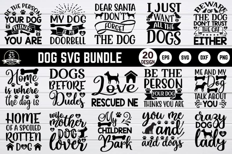 dog-svg-bundle