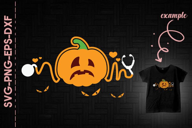love-halloween-funny-pumpkin-heartbeat