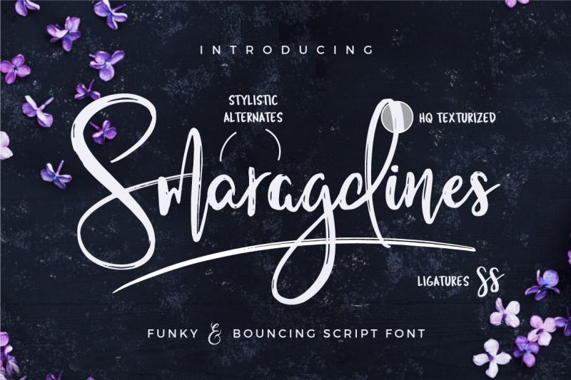 smaragdines-font-extras