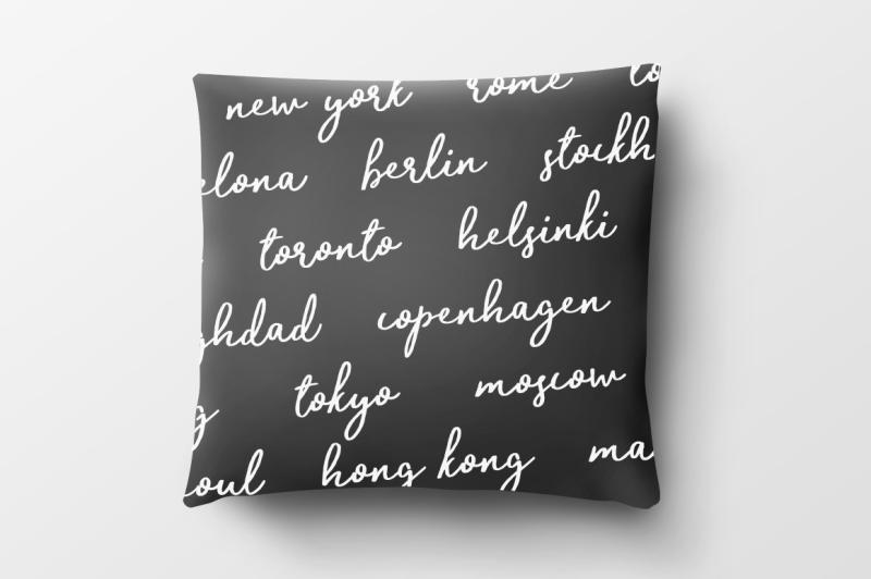 trendsetter-script-font