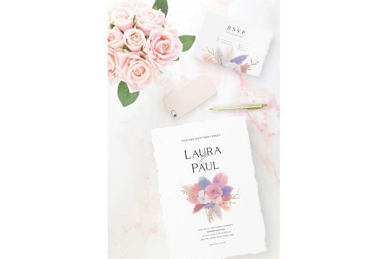 cotton-clip-art-pampas-grass-clipart-dusty-pink-watercolor-cotton-png