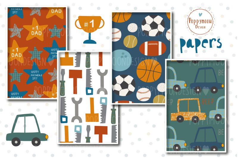dads-day-paper-set