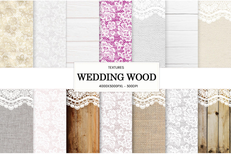 wedding-wood-lace-white