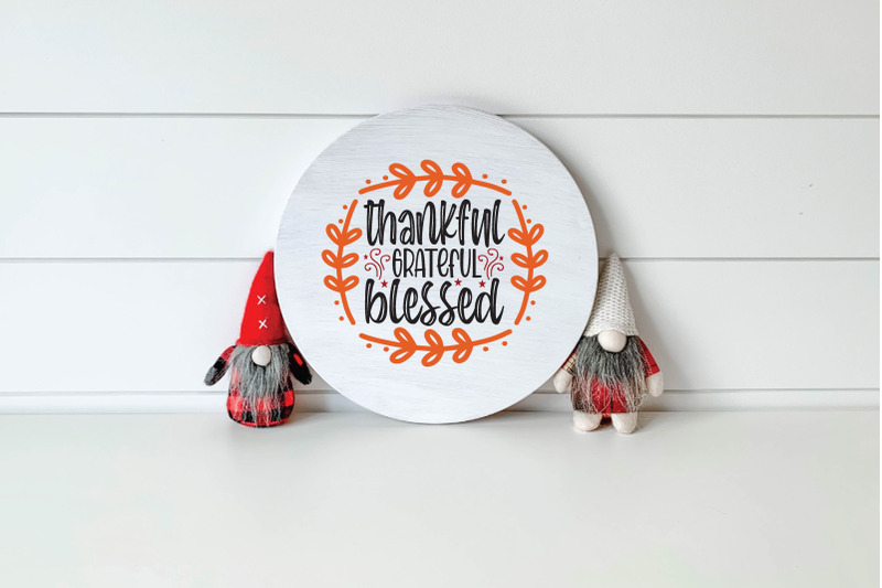 thankful-grateful-blessed-svg-design