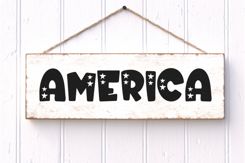 july-fun-patriotic-font