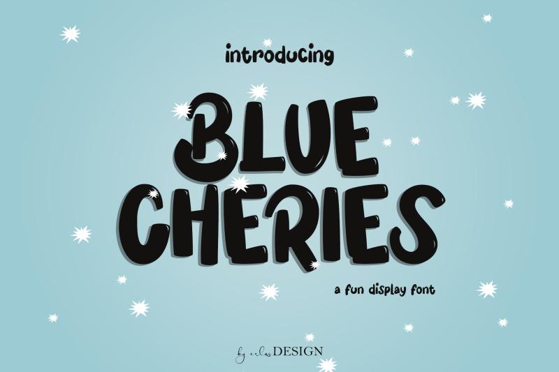 blue-cheries
