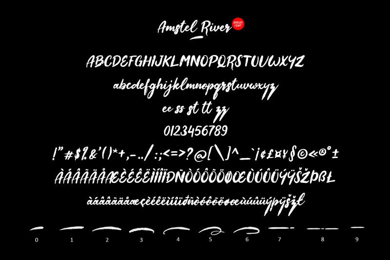 amstel-river-font