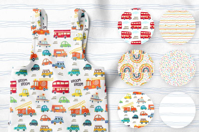 children-039-s-cute-cars-kids-set-transport