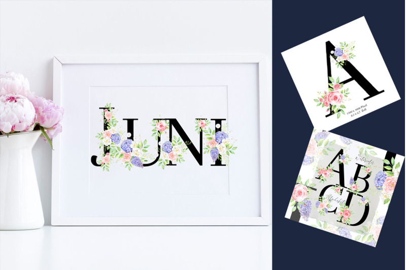 juni-watercolor-clipart