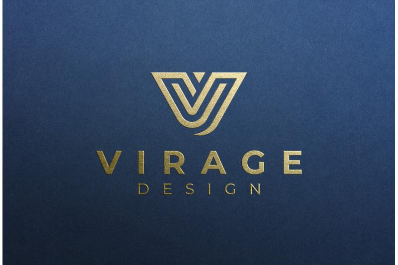logo-mockup-foil-stamping-gold-logo-on-deep-blue-paper