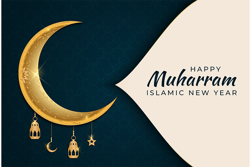 islamic-new-year-design-greeting-card-poster