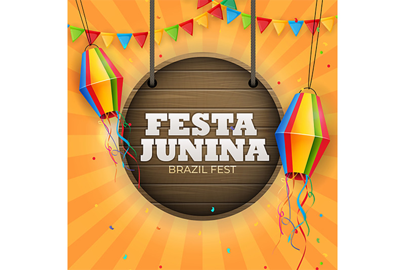 festa-junina-background-with-party-flags-lantern