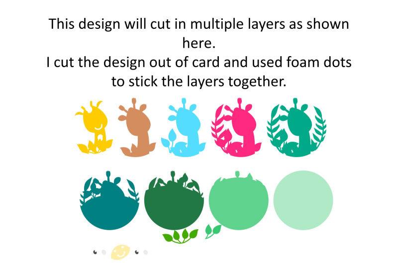 giraffe-layered-paper-design
