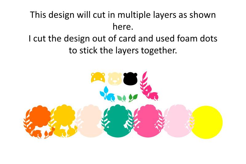 lion-layered-paper-design