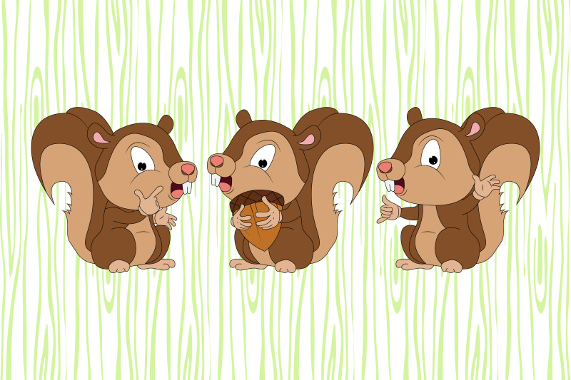 cute-squirrel-animal-cartoon
