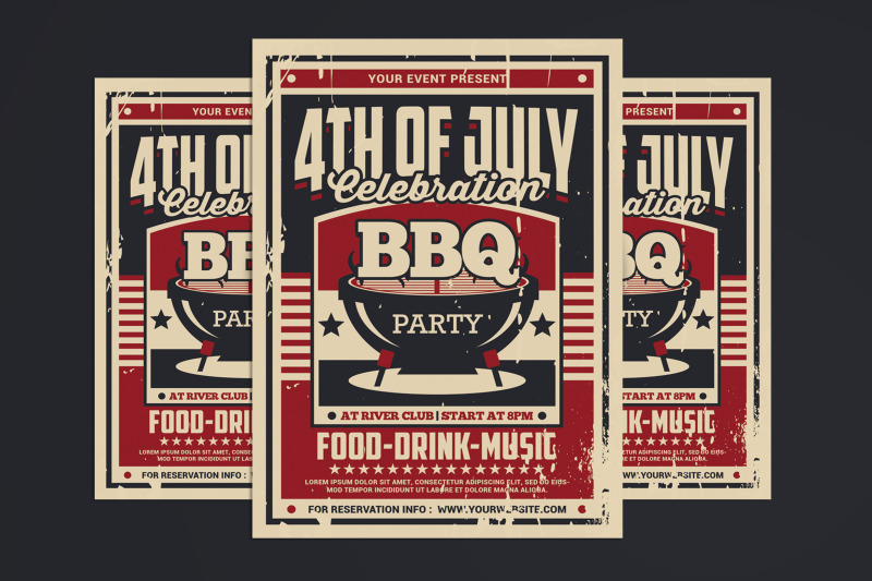 4th-of-july-celebration-bbq-party