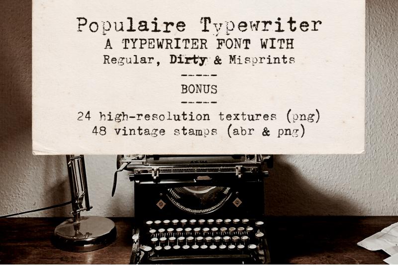 vintage-typewriter-and-script-font-pack