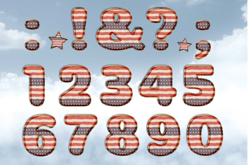 america-retro-foil-balloon-alphabet